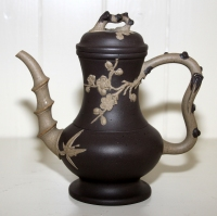 Chinese theepot - Quing Dynasty