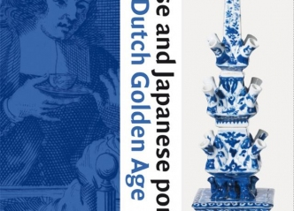 Nieuwe publicatie: Chinese and Japanese porcelain for the Dutch Golden Age